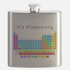 Its Elementary why Flask