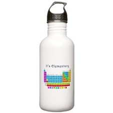 Its Elementary why Water Bottle