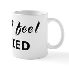 Today I feel queried Mug