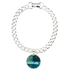 Sienna Blues 10x10 Bracelet