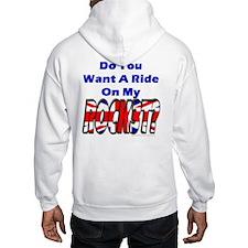 Ride My Rocket? Jumper Hoody