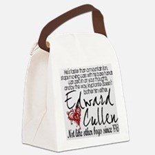 edcull Canvas Lunch Bag