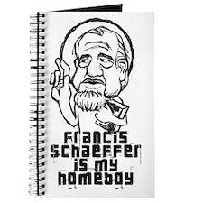 schaeffer-homeboy Journal