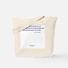AtlasVerse10 Tote Bag