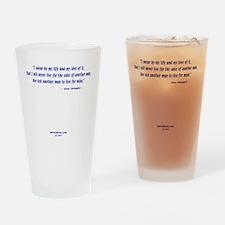 AtlasVerse10 Drinking Glass