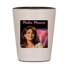 P-PalinPower1 Shot Glass