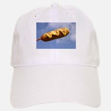 Corn Dog In The Sky with Must Baseball Baseball Cap