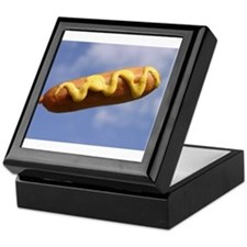 Corn Dog In The Sky with Must Keepsake Box