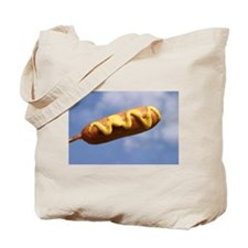 Corn Dog In The Sky with Must Tote Bag