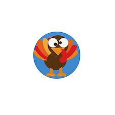 Thanksgiving Mini Button