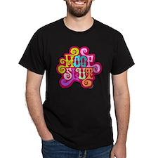 hoopslut60sfrontBLACK 3 T-Shirt