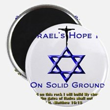 NEW_Israels Hope Tee and Pillow Magnet