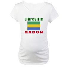 Libreville Gabon Designs Shirt