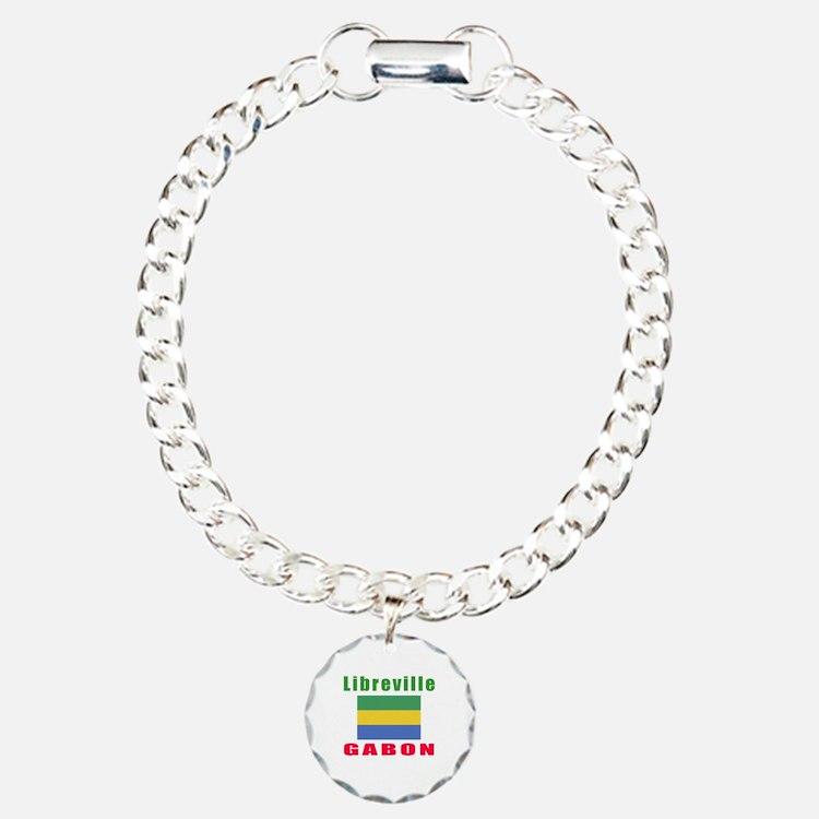 Libreville Gabon Designs Bracelet