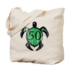 50turtle Tote Bag