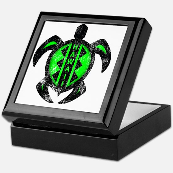 300px8x8grhawaiiturtle22 Keepsake Box