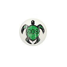 808turtle Mini Button