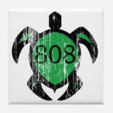 808turtle Tile Coaster