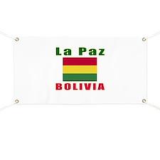 La Paz Bolivia Designs Banner