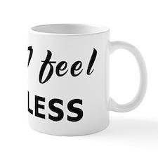 Today I feel ruthless Mug