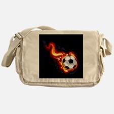 Supreme Soccer Messenger Bag