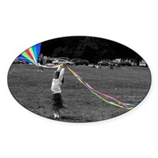 the kite Decal