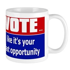 2010-election-vote-button Mug