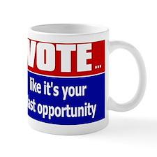 2010-election-vote-button Small Mug