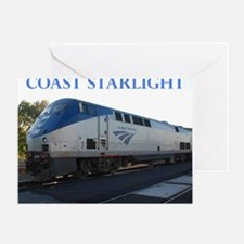 DSC_0023_coast starlightCOVER Greeting Card
