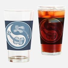 vioyin-yang-blu-BUT Drinking Glass