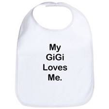 MY GiGi LOVES ME Bib