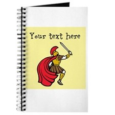 Customizable Santa and Gifts Journal