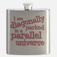 diagonally Flask