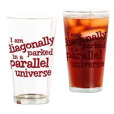 diagonally Drinking Glass