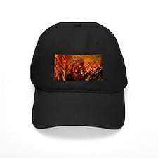 Kokopelli and Fireflies Baseball Hat