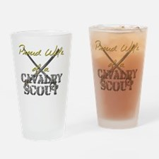 Cav Trans Drinking Glass