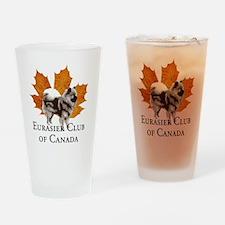 ECC Logo Max Drinking Glass