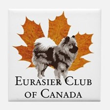 ECC Logo Max Tile Coaster