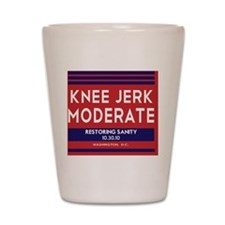 sanitymoderate Shot Glass