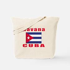 Havana Cuba Designs Tote Bag