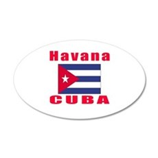 Havana Cuba Designs Wall Decal