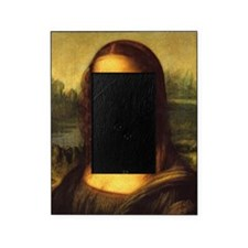 Mona Lisa (headcrop) Picture Frame