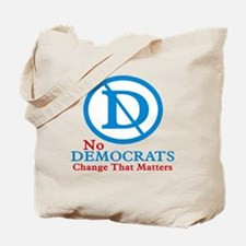 Change That Matters Tote Bag