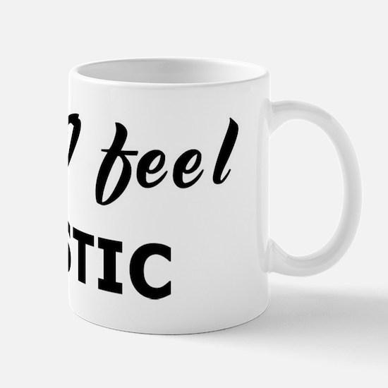 Today I feel spastic Mug