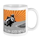 Motorbike Small Mugs (11 oz)