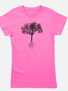 Tree Girl's Tee