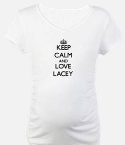 Keep Calm and Love Lacey Shirt