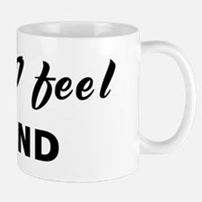 Today I feel sound Mug