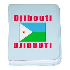 Djibouti Djibouti Designs baby blanket