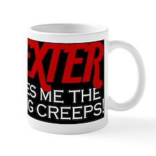 DexterCreepsPillow Mug